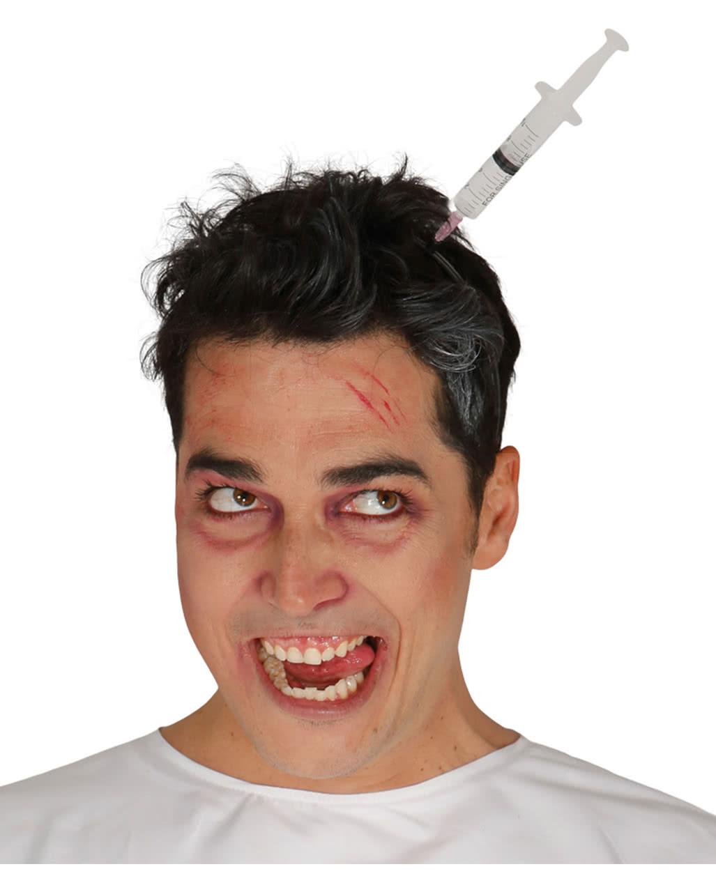 Spritze Im Kopf Haarreif Halloween Kopfschmuck Horror Shop Com