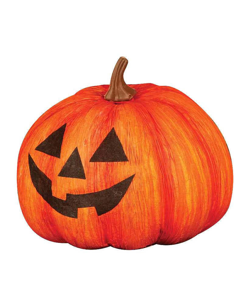 Halloween Kürbis als Halloween Dekoration | Horror-Shop.com