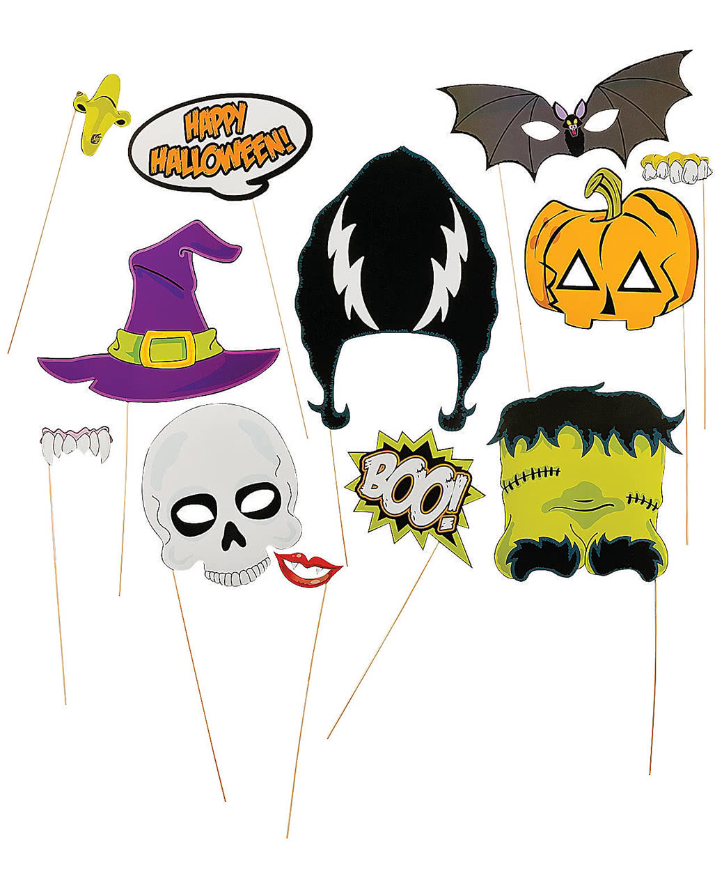 Halloween Photobox Accessoires Halloween Partyzubehör Horror Shopcom