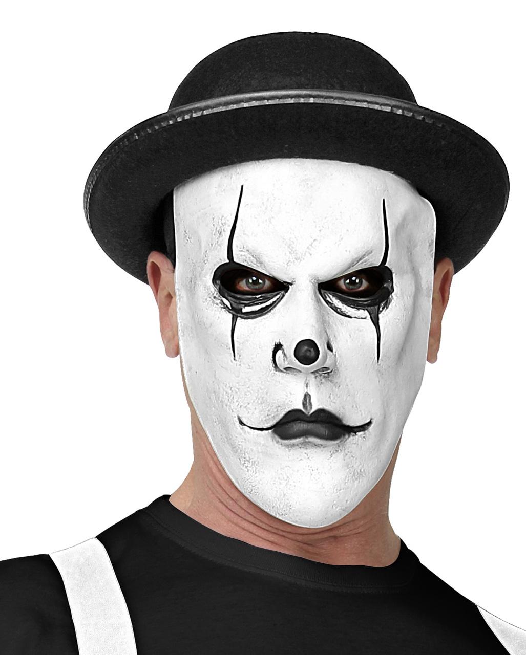 134e1aa2b87 Harlequin Half Mask With Melon buy for Halloween