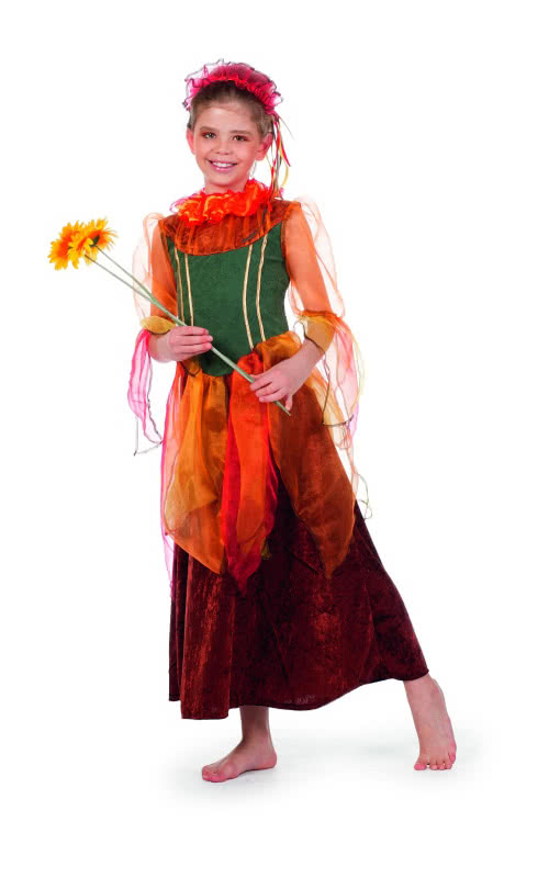 sc 1 st  Horror-Shop.com & Autumn Fairy Costume | Elf Halloween costume for girls | horror-shop.com