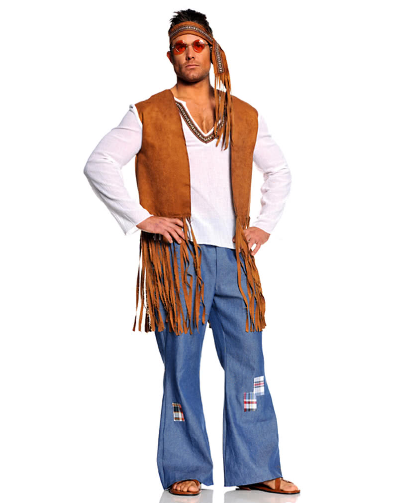 Hippie Kostum Herren Fur Fasching Horror Shop Com