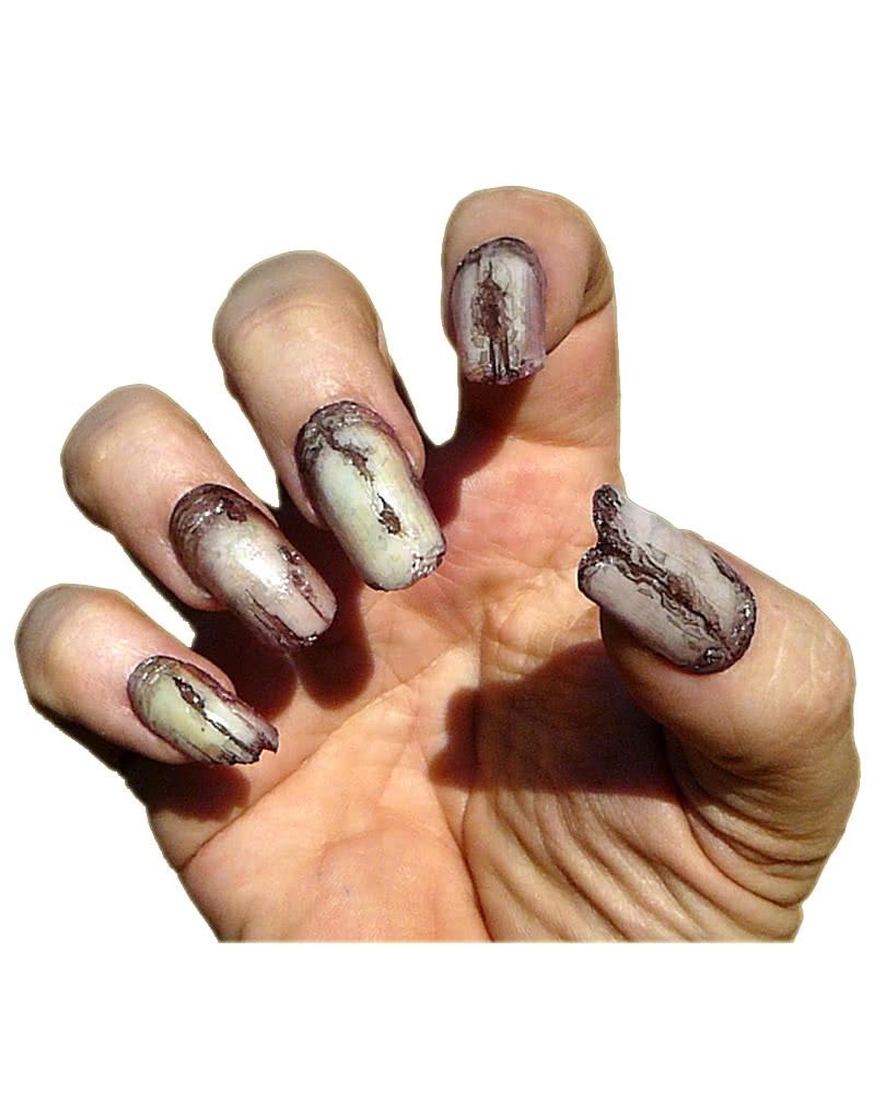 Horror Fingernagel Zombie Fur Halloween Kostume Horror Shop Com