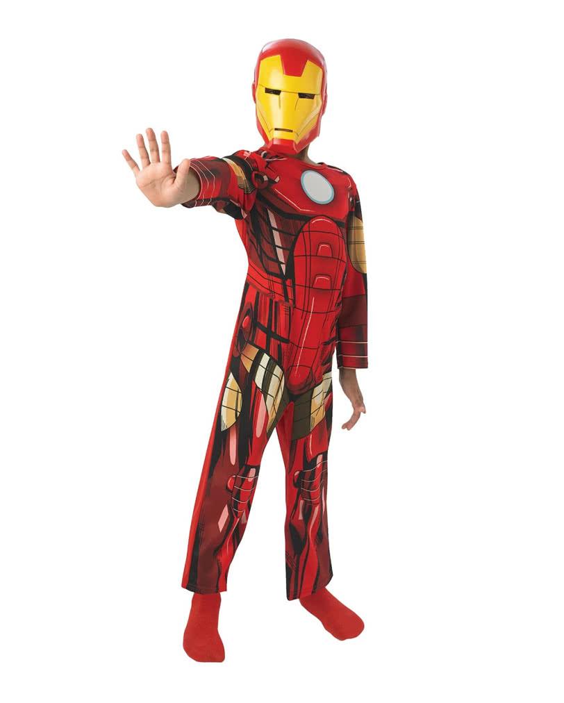 Iron Man Classic Kids Costume - Superhero costumes for kids | horror-shop.com  sc 1 st  Horror-Shop.com & Iron Man Classic Kids Costume - Superhero costumes for kids | horror ...