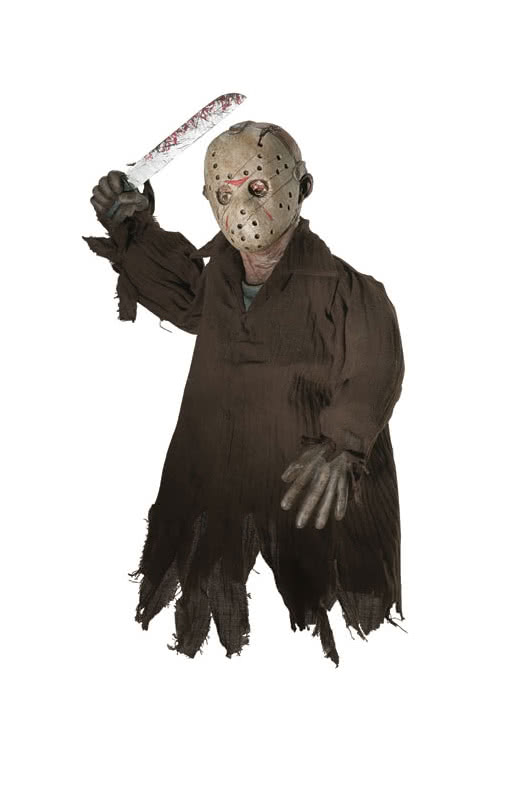 Jason Voorhees Hanging Figure -Friday The 13th decoration | horror ...
