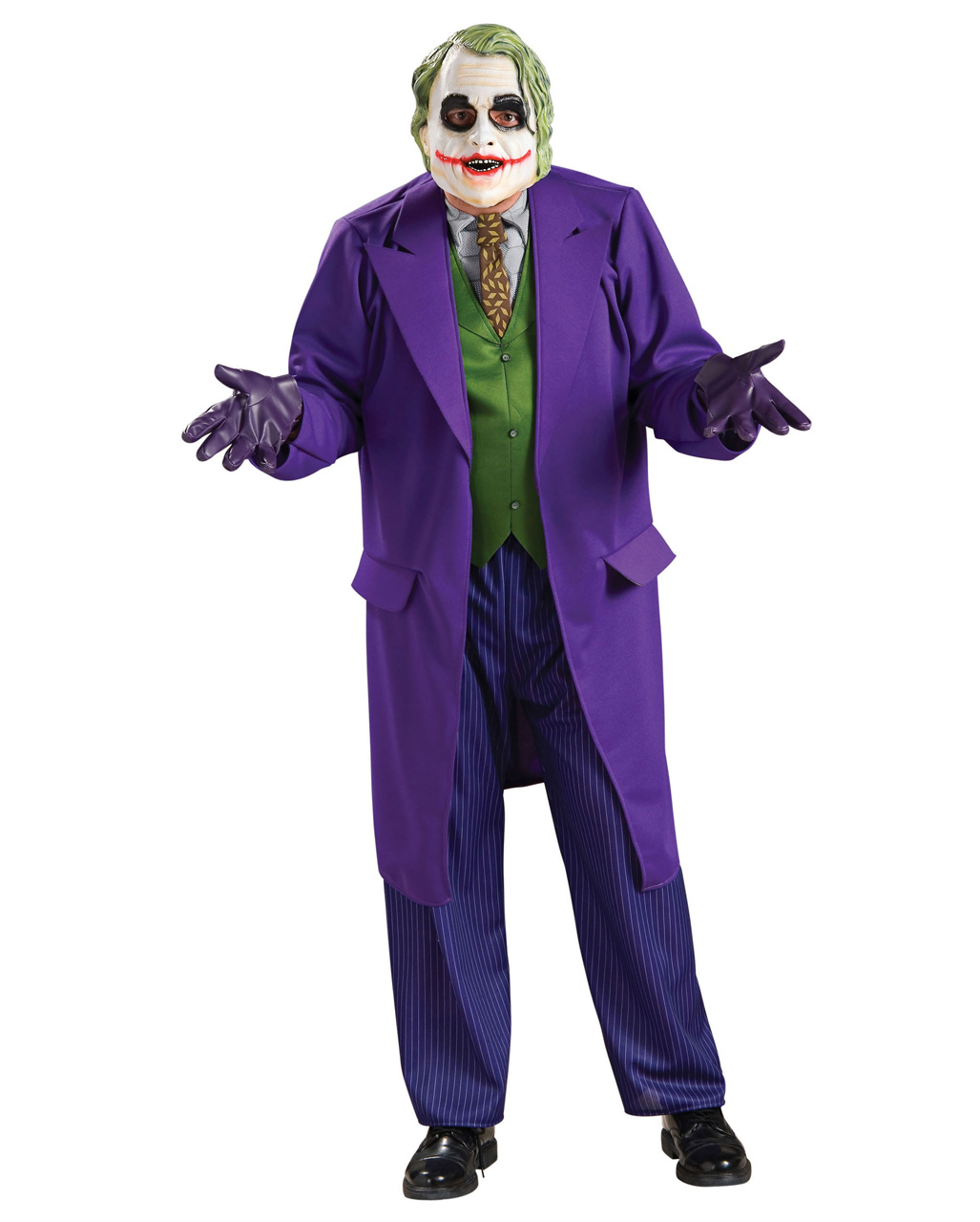 Joker Dark Knight Kostum Gr 52 54 Superhelden Kostume Kaufen