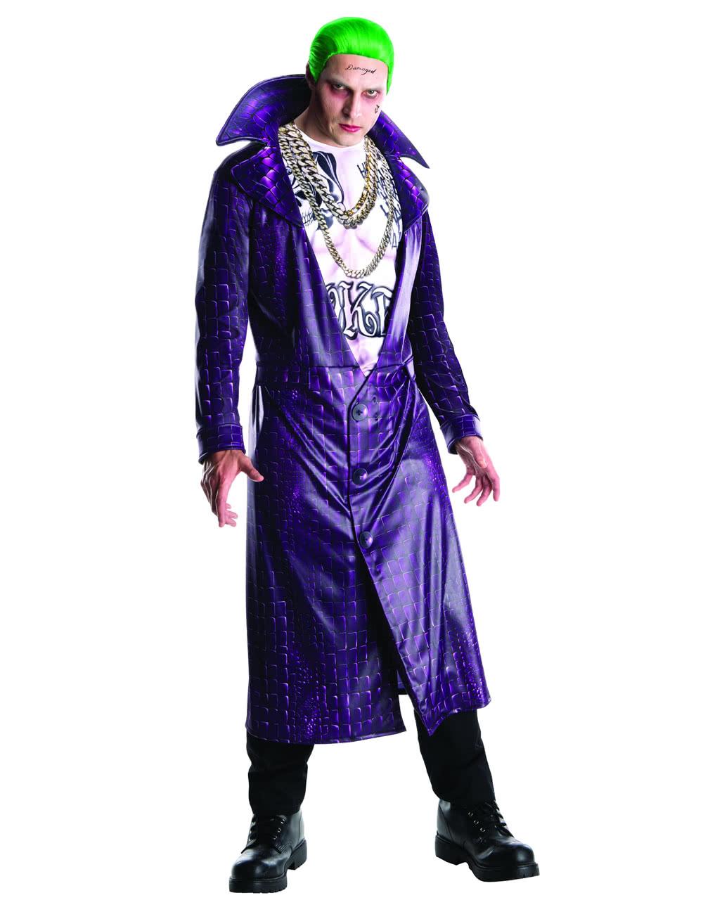 suicide squad joker kostum