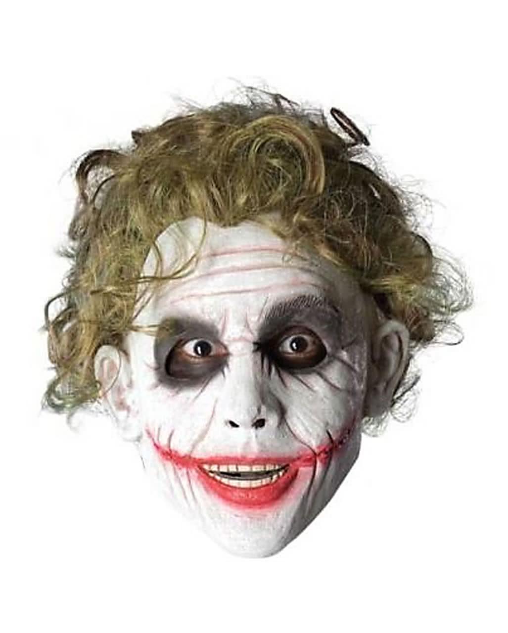 Joker Perucke Fur Batman Fans Horror Shop Com