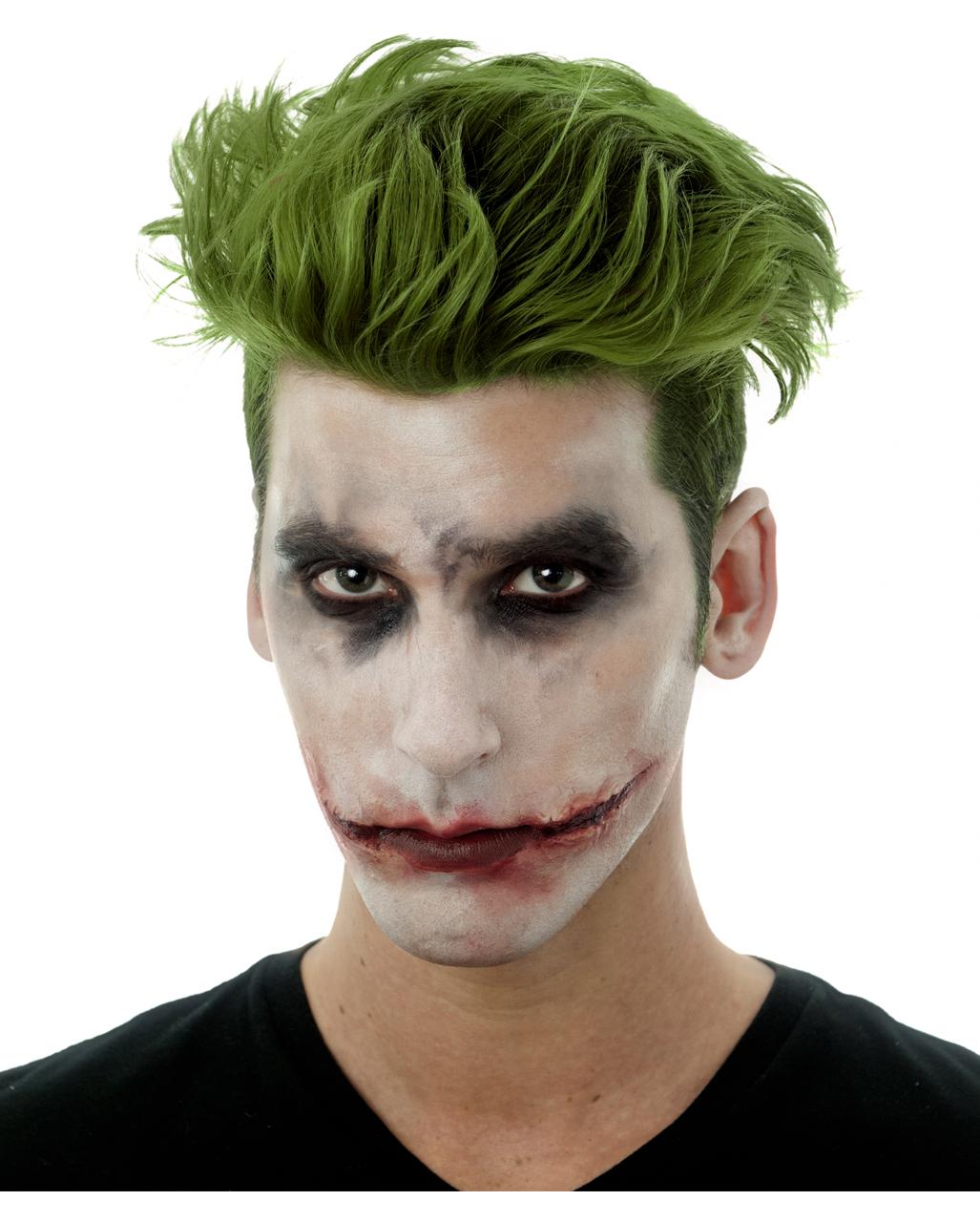 Joker Narben aus Latex | Joker Make-up schminken | Horror-Shop.com