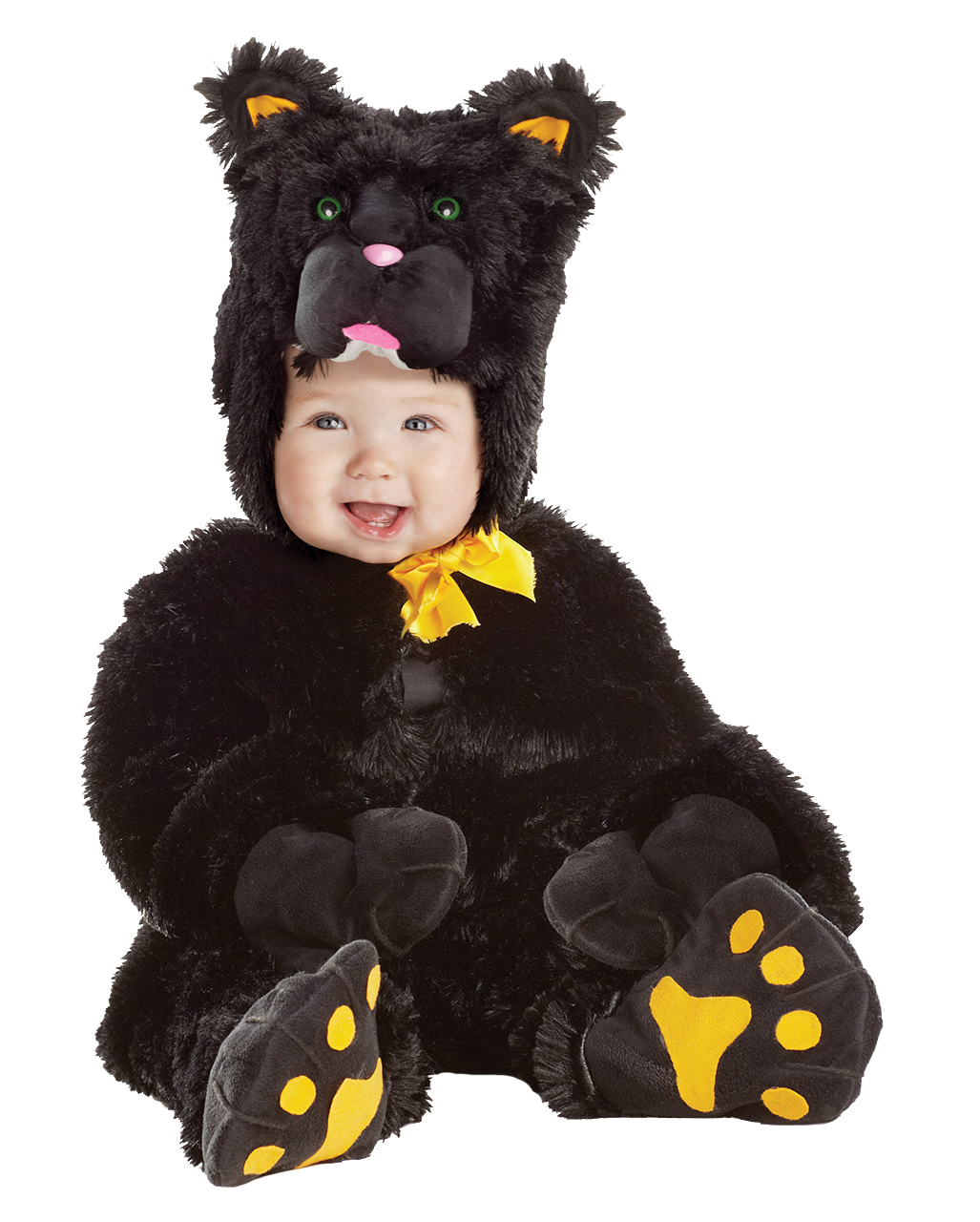 8566edbb07a Little black cat costume Large