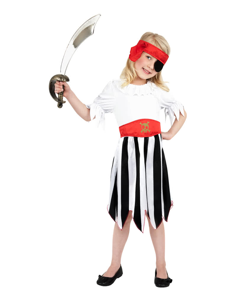 Little Pirate Child Costume ...  sc 1 st  Horror-Shop.com & Little Pirate Child Costume Buy Chic Kids Costumes Online | | horror ...
