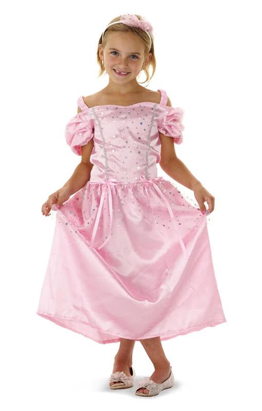 Kleine Prinzessin Kostum Fur Halloween Horror Shop Com
