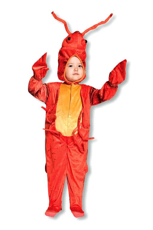 little lobster kids costume s lobster costume for infants 6 12