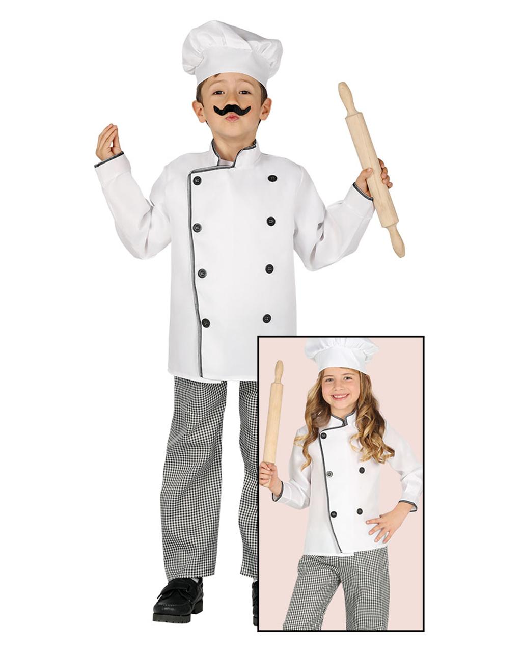 Chef Kids Costume
