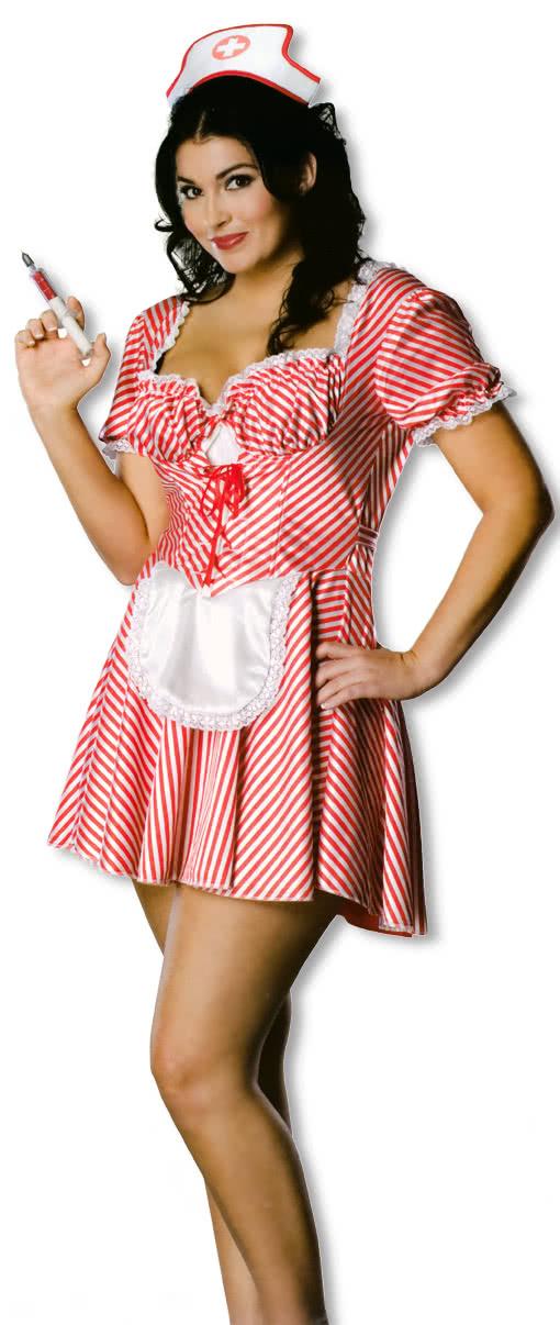 bc46910d86294 Nurse Costume XL Sisters Costumes Plus Size Costumes | horror-shop.com