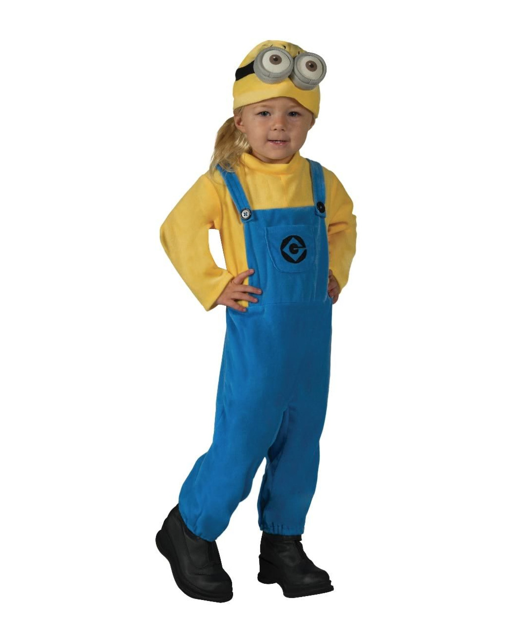 sc 1 st  Horror-Shop.com & Minion Toddler Costume Jerry for carnival | horror-shop.com