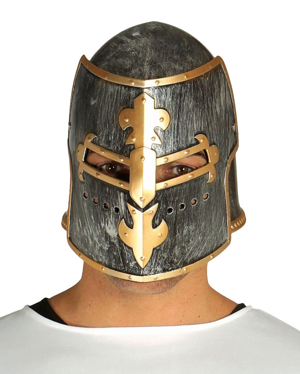 5257061b01ea2 Medieval Knight Helmet