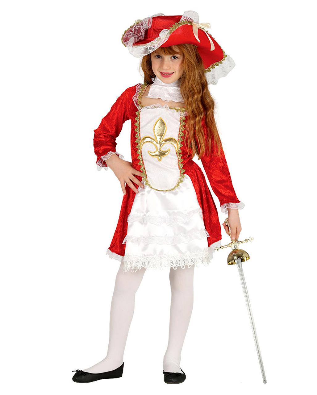 5e2bbb4e82d07 Musketeer Girl Costume buy for carnival!