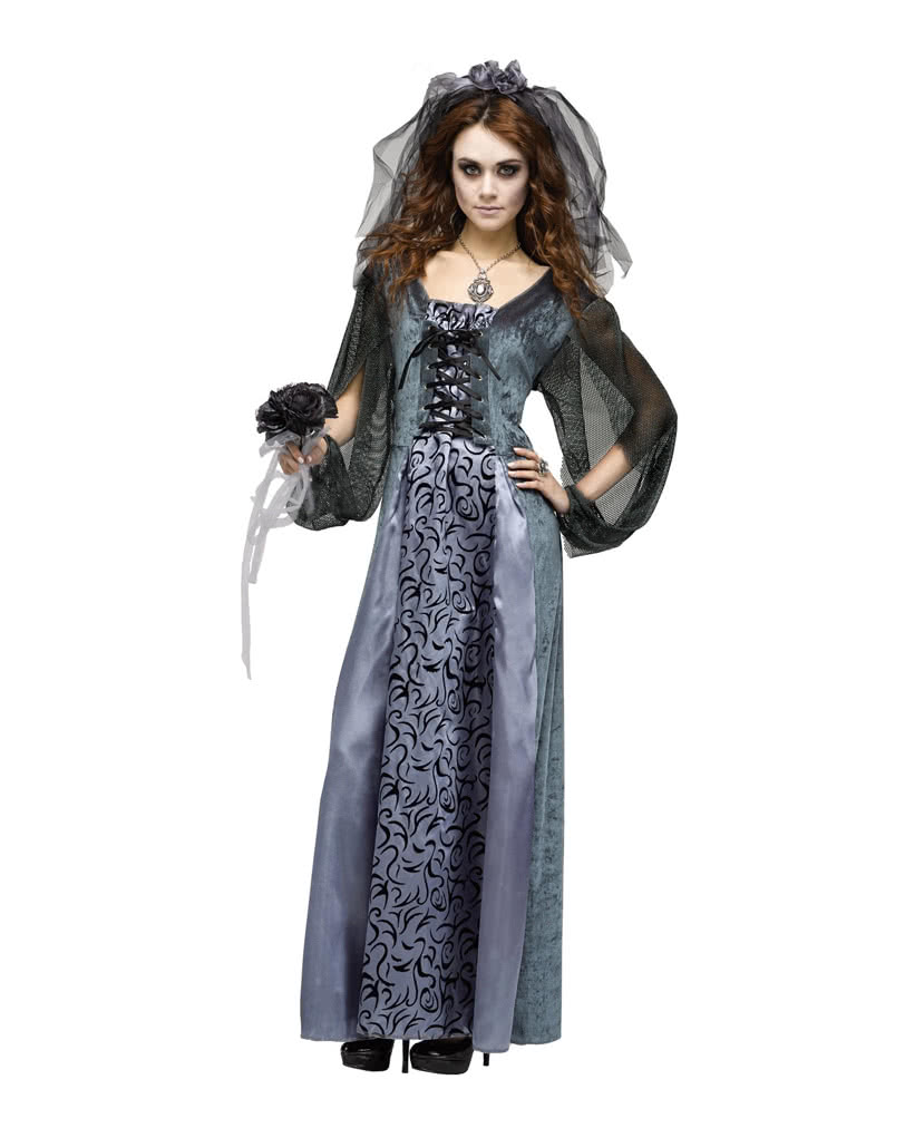 Mystery Monster Brautkostüm   Elegantes Halloween Abendkleid ...