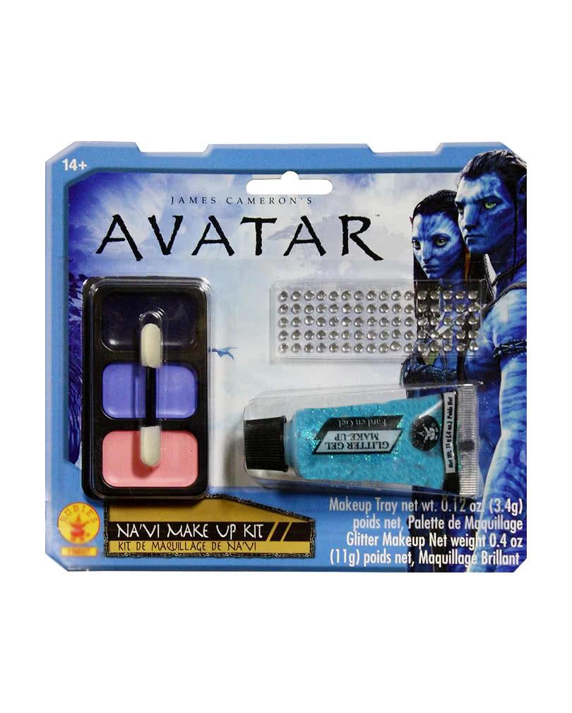 Navi Avatar Make Up Kit Fur Halloween Fasching Horror Shop Com
