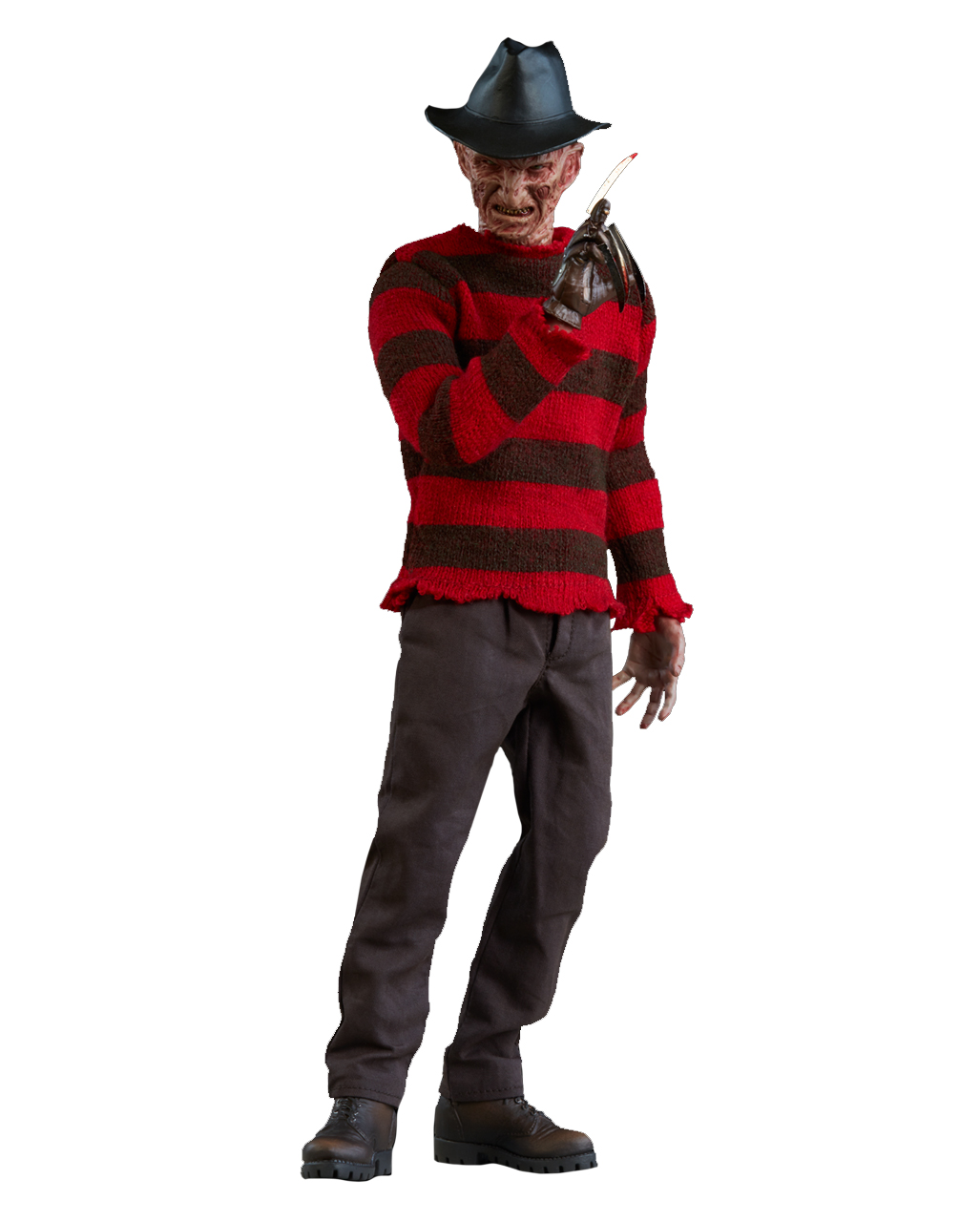 freddy krueger collectible figure 30cm to order | horror-shop
