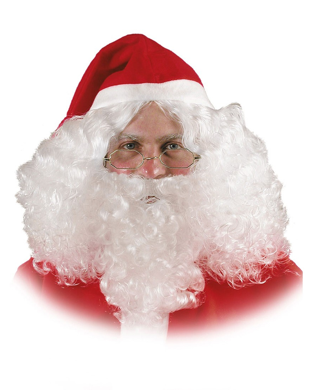 a3820f7a8e4da Santa Claus Wig And Beard for Christmas