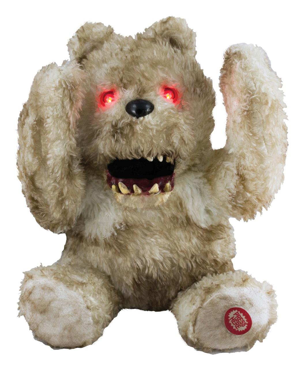 Scary Horror Teddy