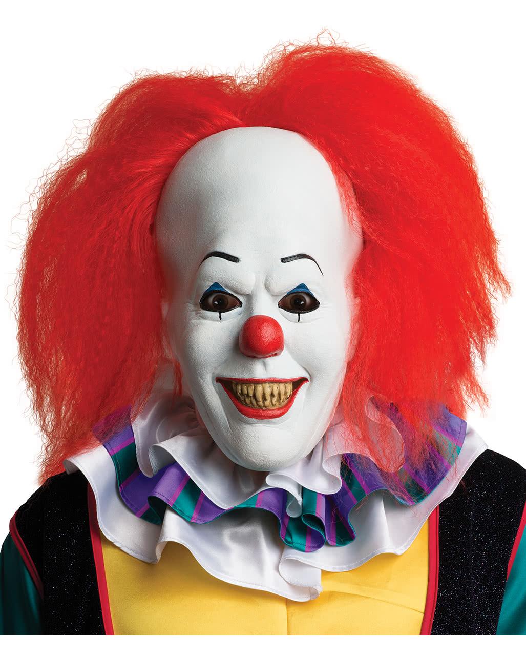 Pennywise Horror Clown Maske It Horror Masken Aus Hollywood