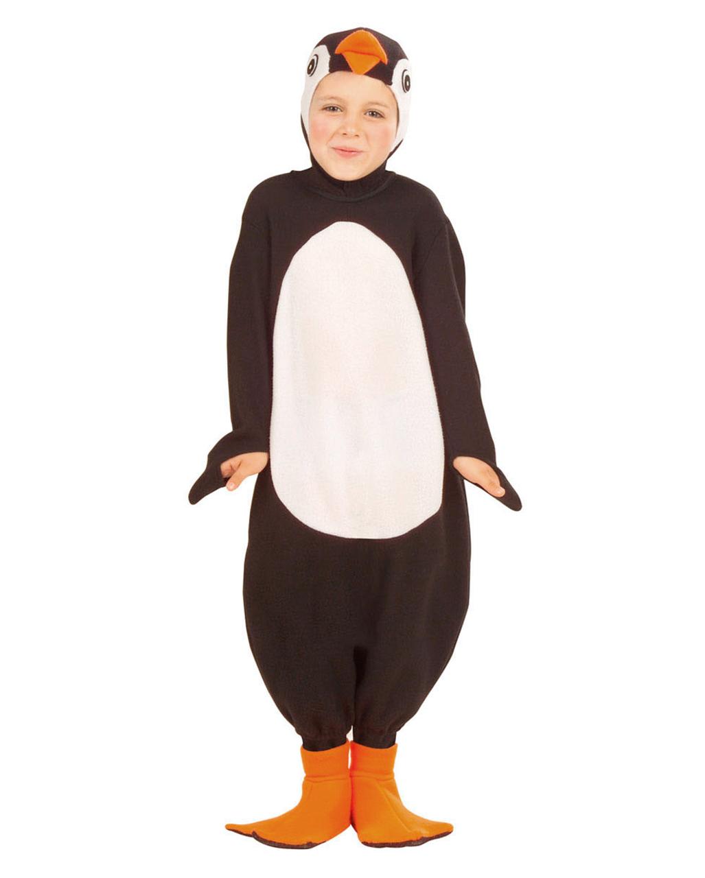 Penguin Kids Costume 110  sc 1 st  Horror-Shop.com & Penguin Kids Costume 110 Animal costumes for kids carnival costumes ...