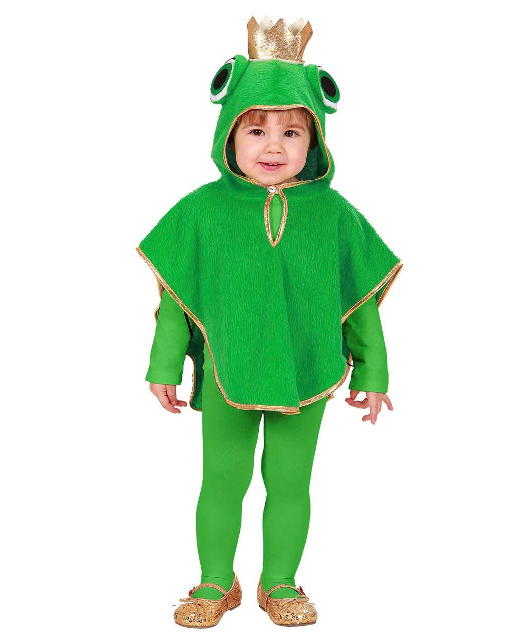 Froschkonig Kleinkinder Kostum Marchenkostum Horror Shop Com