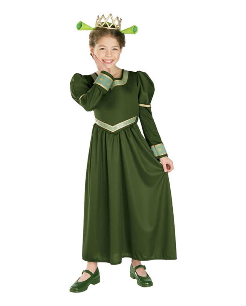 sc 1 st  Horror-Shop.com & Princess Fiona Kids Costume | Buy Shrek Costumes | horror-shop.com