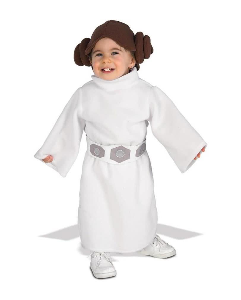 Prinzessin Leia Babykostüm Lizenziertes Star Wars Baby Kostüm