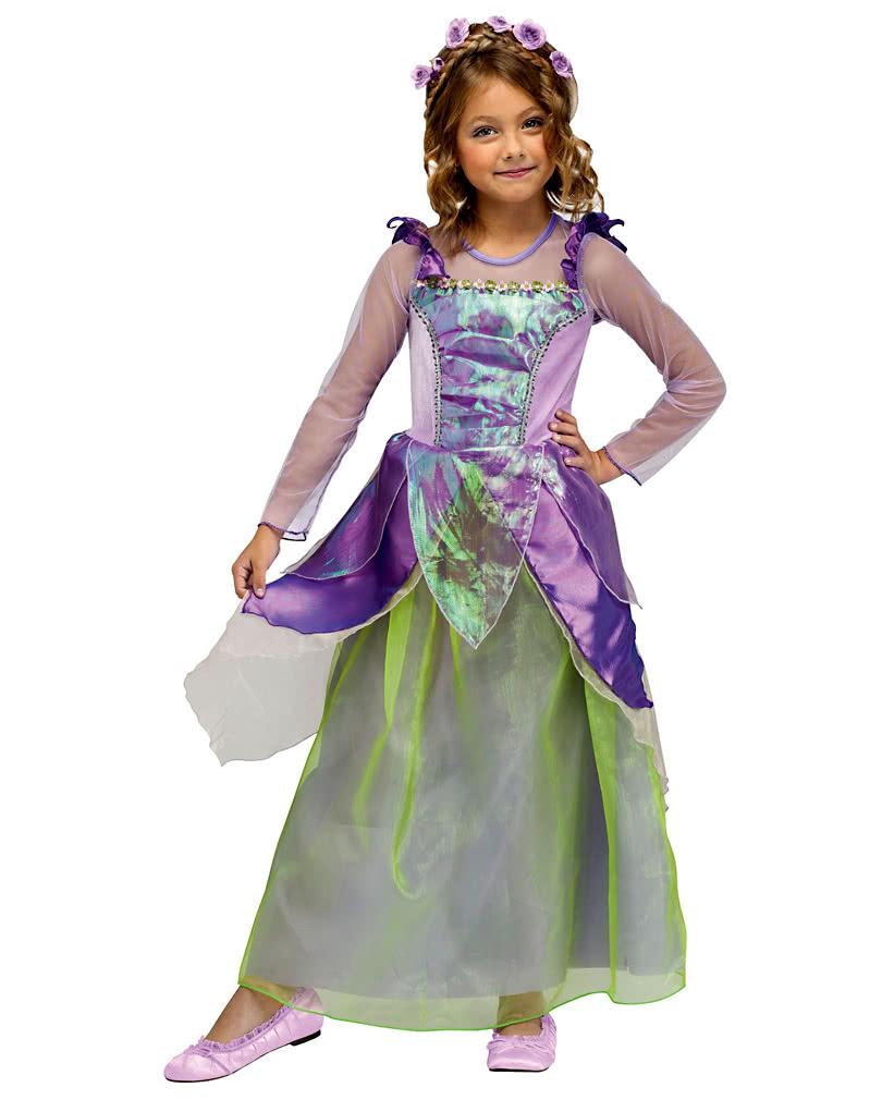 Prinzessin Pinky Kostum Kinder Feen Kleid Pink Horror Shop Com