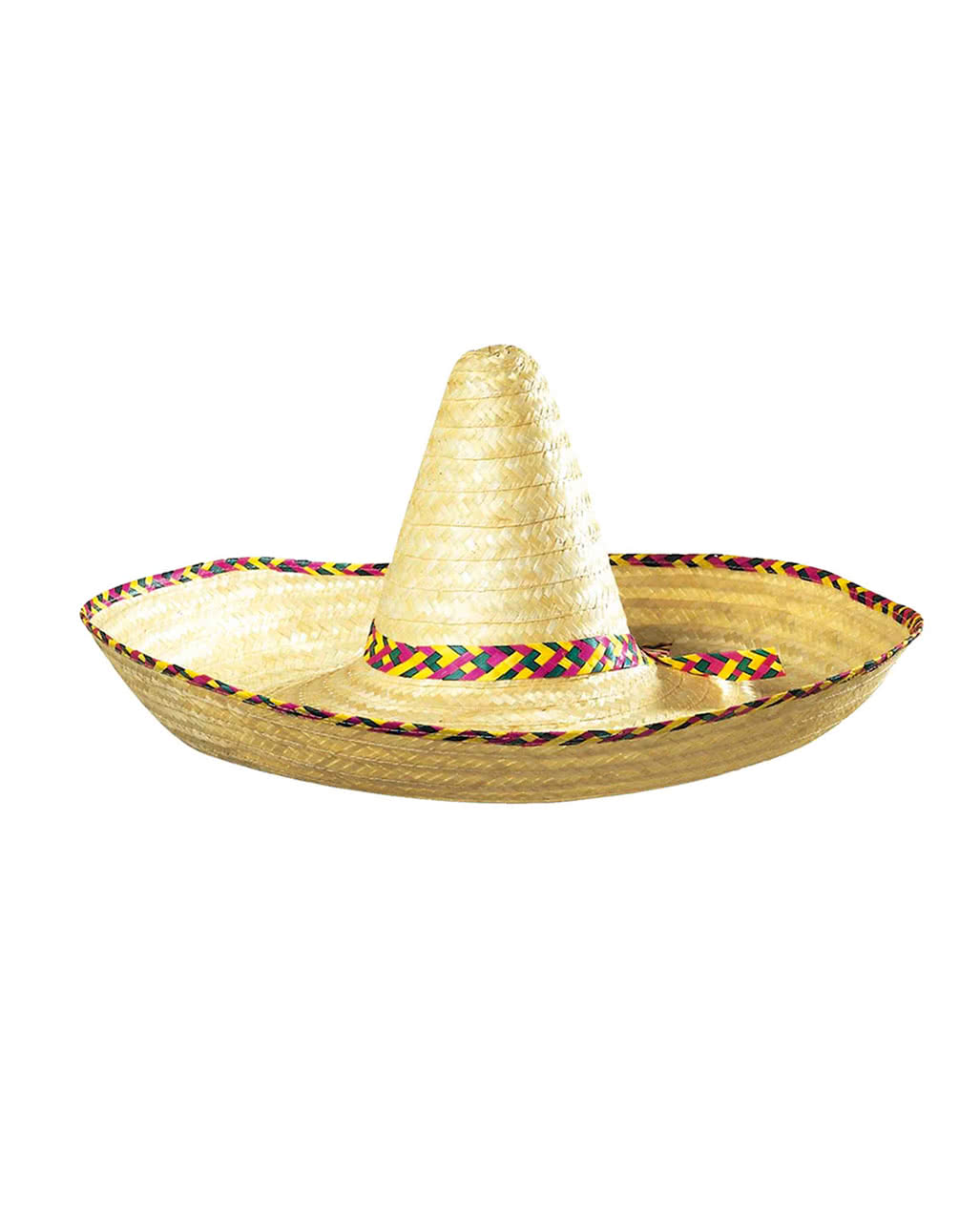 Great Sombrero Mexican Hat Made Of Straw Horror Shop Com