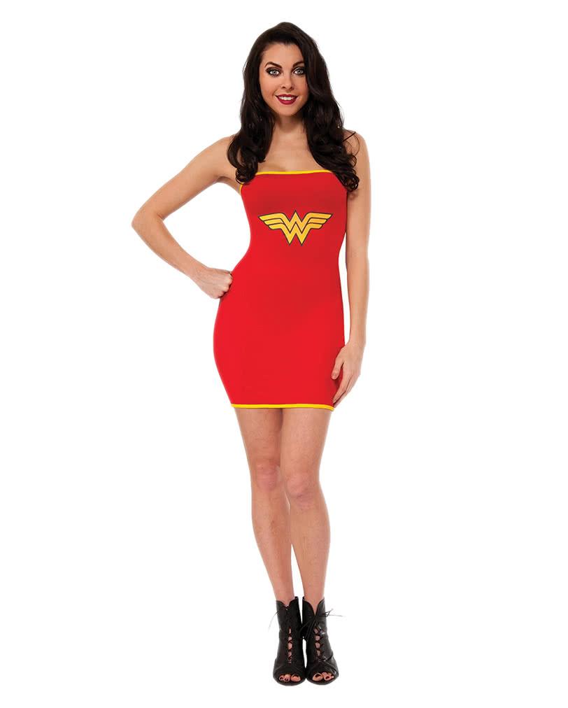 Wonder Woman Stretch Dress ...  sc 1 st  Horror-Shop & Wonder Woman Stretch Dress ? Sexy costumes buy ? | horror-shop.com