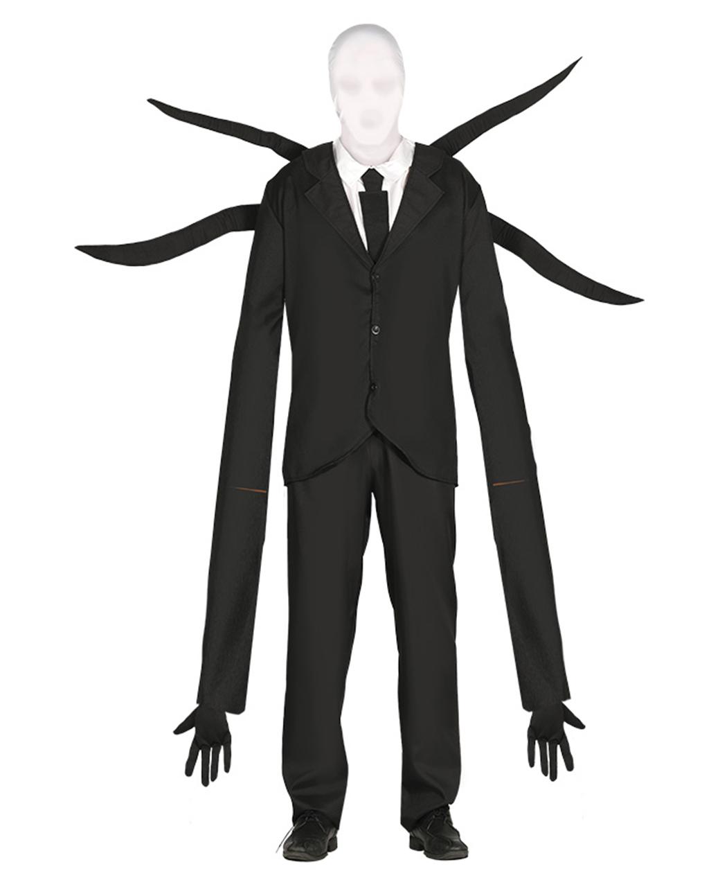 Slenderman Costume Slenderman Costume  sc 1 st  Horror-Shop & Slenderman Costume | to order | horror-shop.com