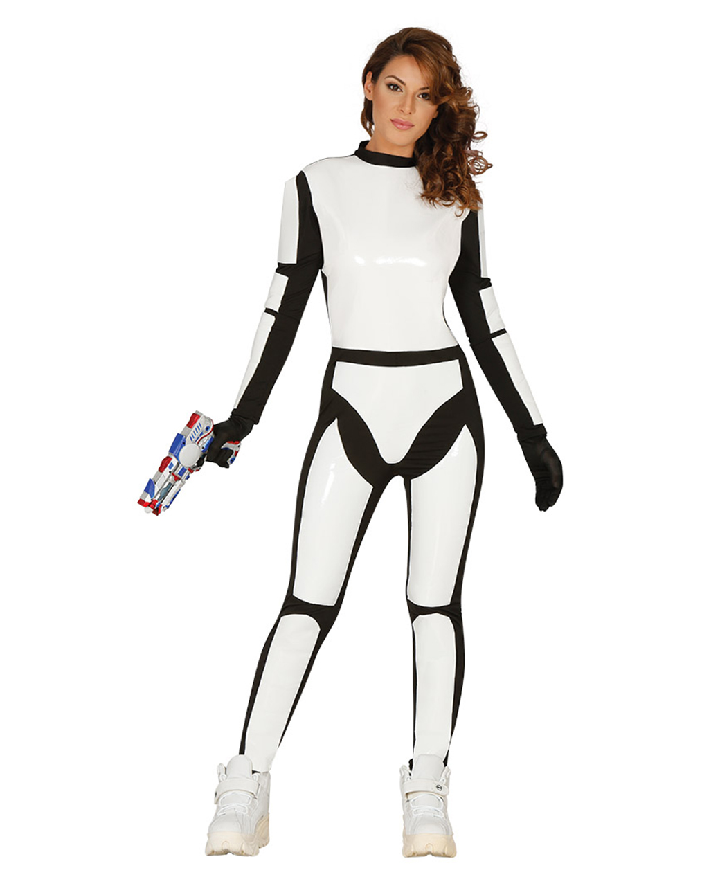 Space Soldier Costume  sc 1 st  Horror-Shop & Space Soldier Costume for Halloween | horror-shop.com