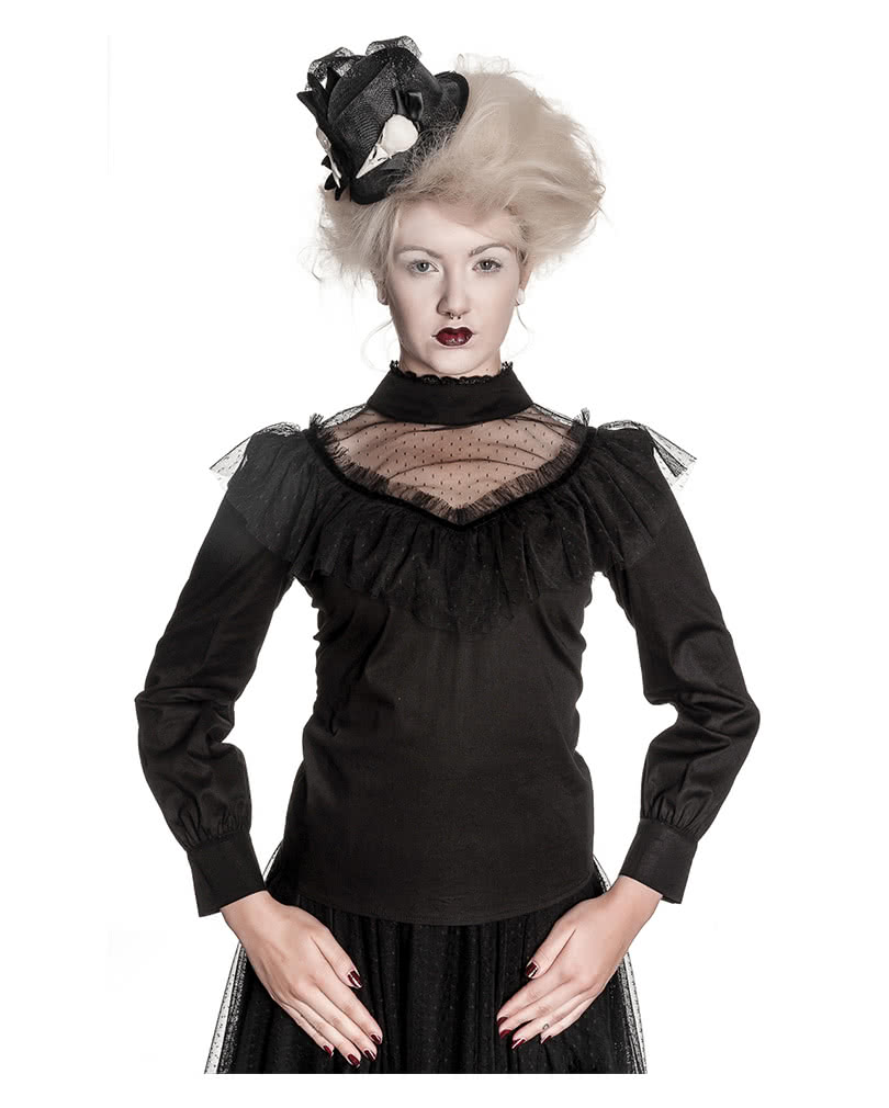 c971969a1e9 Spin Doctor Gothic Blouse