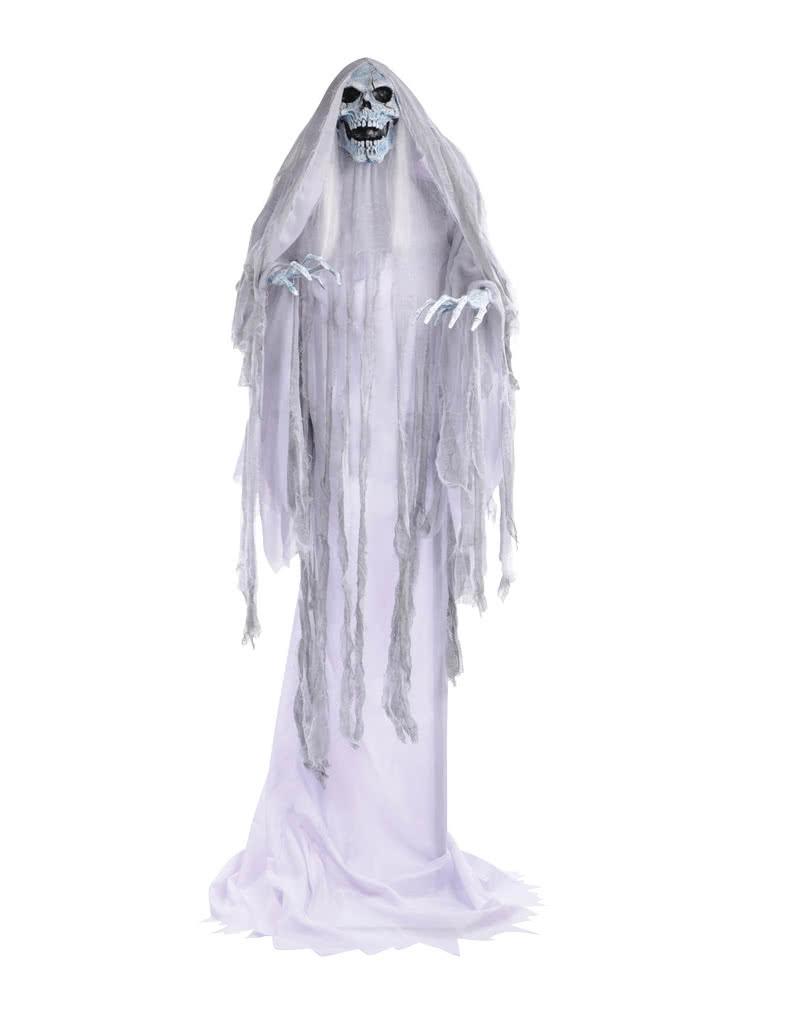 Sprechendes Geisterphantom Animatronic 2 Meter Halloween Figur ...