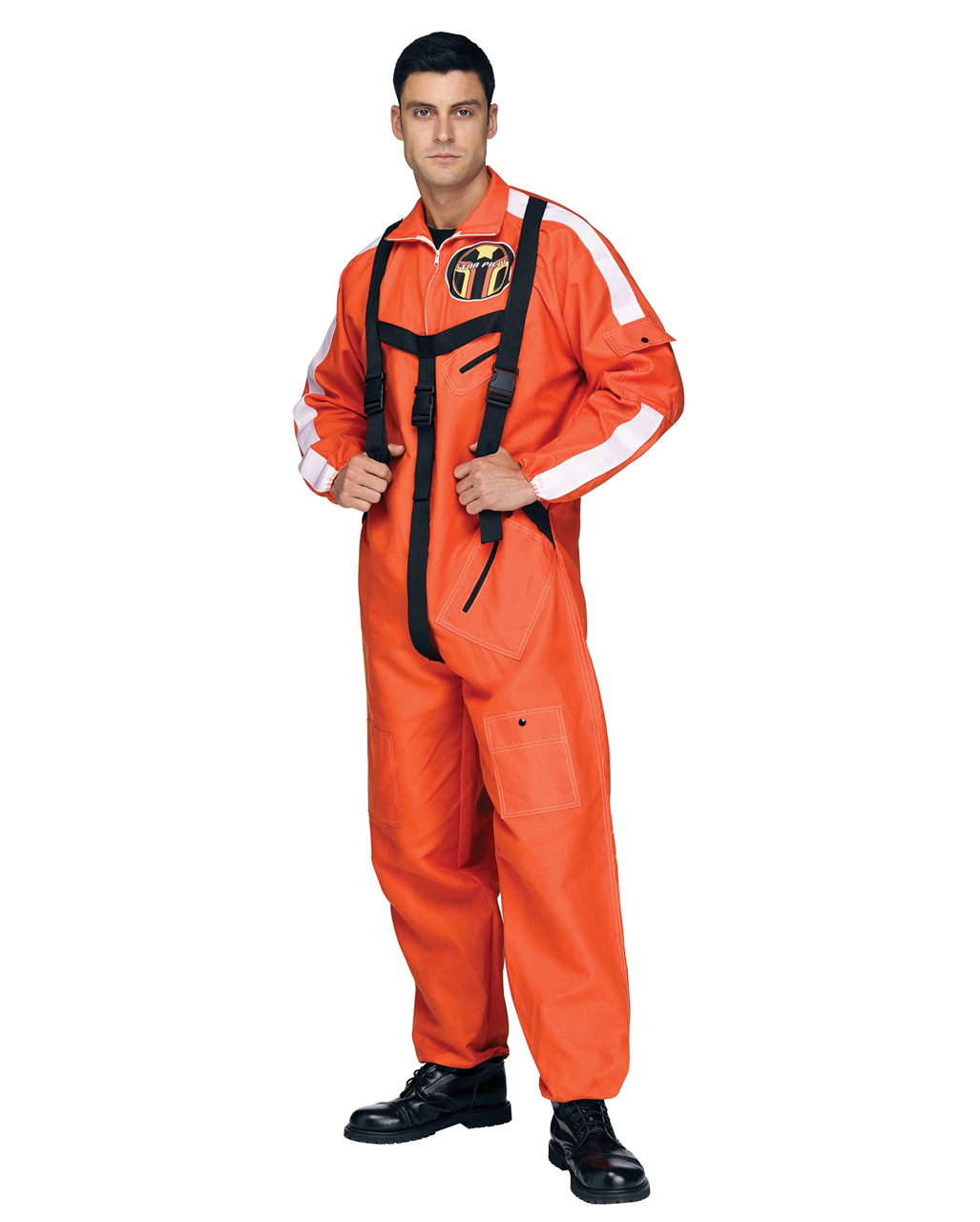 Star Fighter Pilot Costume For Men Horror Shop Com