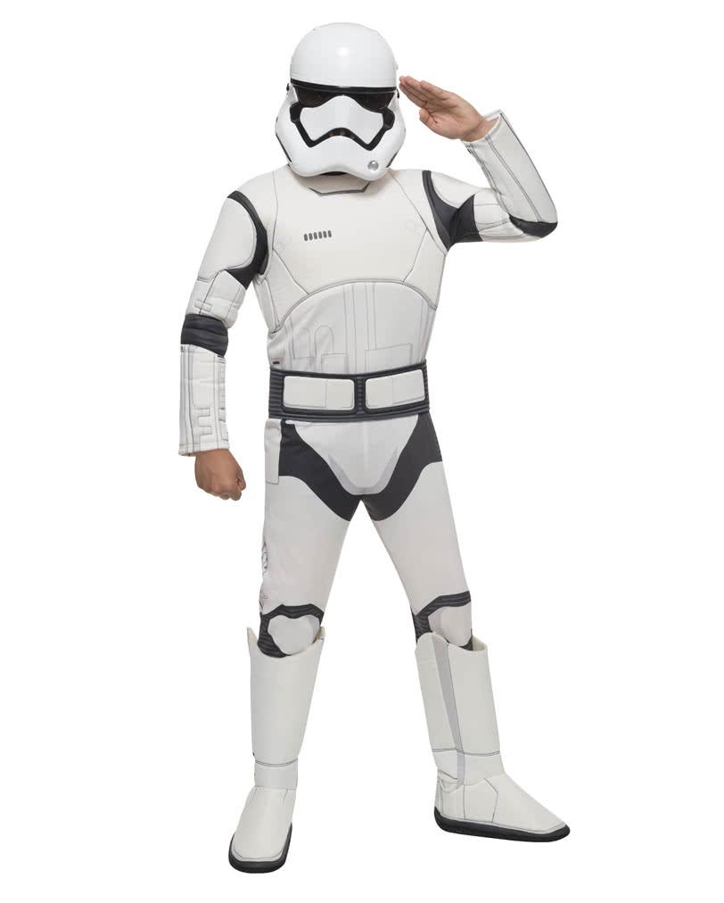 Stormtrooper Kinderkostüm Deluxe Star Wars Kostüme Horror Shopcom