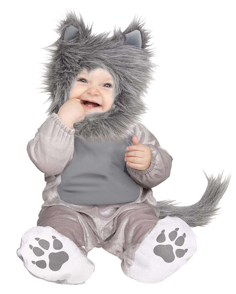 Frecher Wolf Kleinkinderkostum Halloween Baby Kostum Horror Shop Com