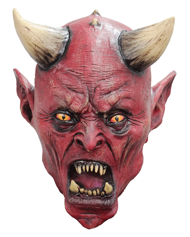 Devil mask Uzzath | Buy Halloween Masks online | horror-shop.com