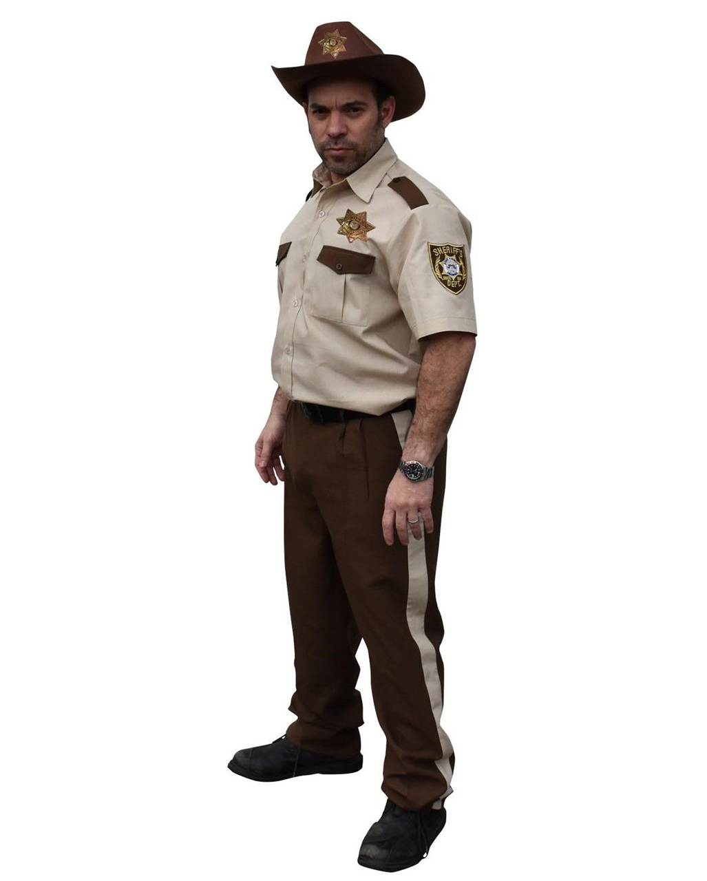 11e28e55 The Walking Dead Rick Grimes Costume ☆ | horror-shop.com