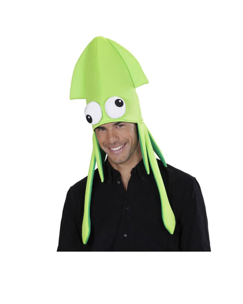 Squid hat green ... 2b7c19b17c8