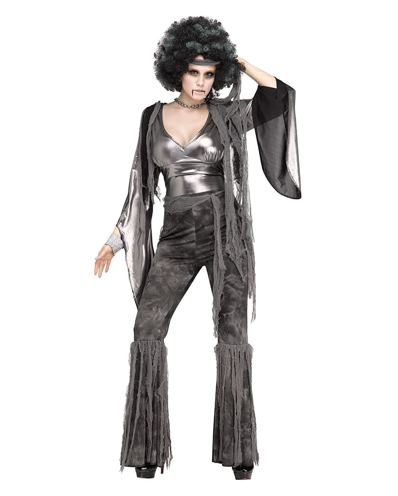 Zombie Disco Queen Costume For Halloween Carnival Horror Shop Com