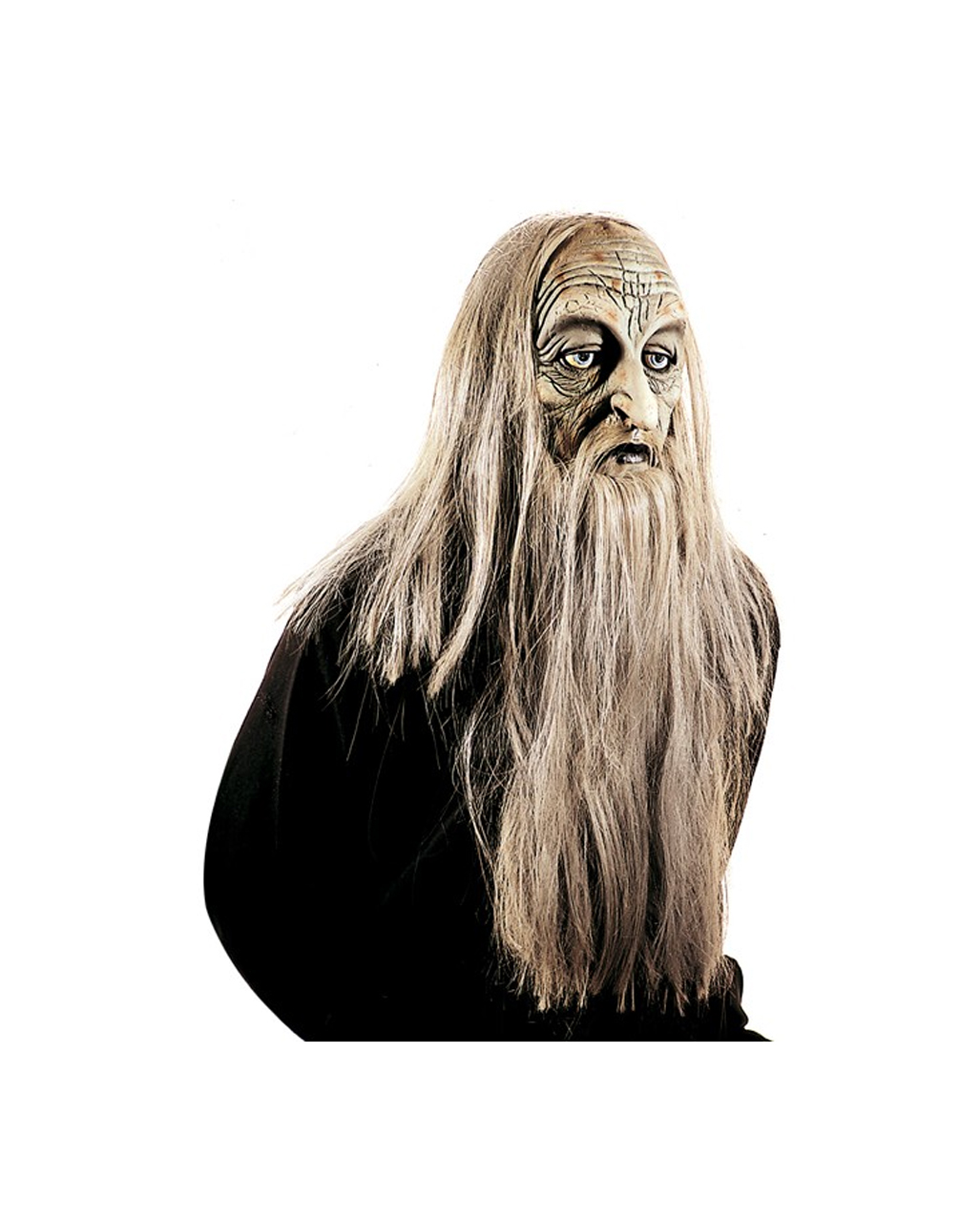 Troll mask Magiaz Latex mask with a long beard   horror-shop.com