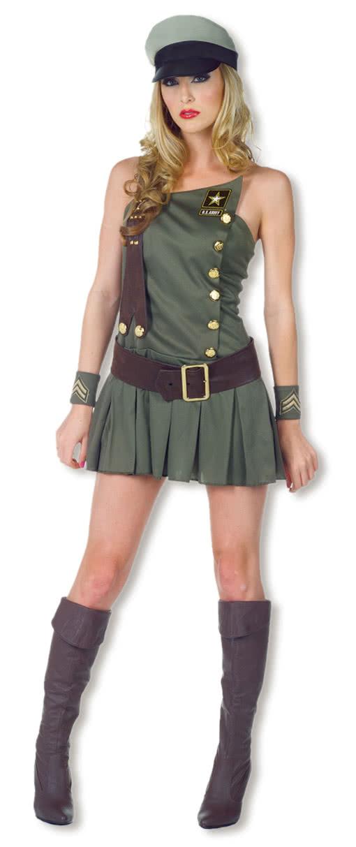 sc 1 st  Horror-Shop.com & US Army Uniform Dress -Military Costume-Army Costume | horror-shop.com