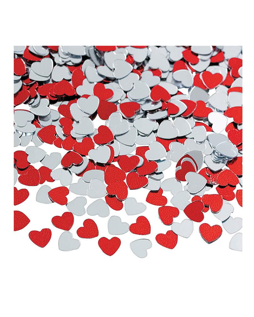 Valentinstag Herz Konfetti Tischdekoration Horror Shop Com