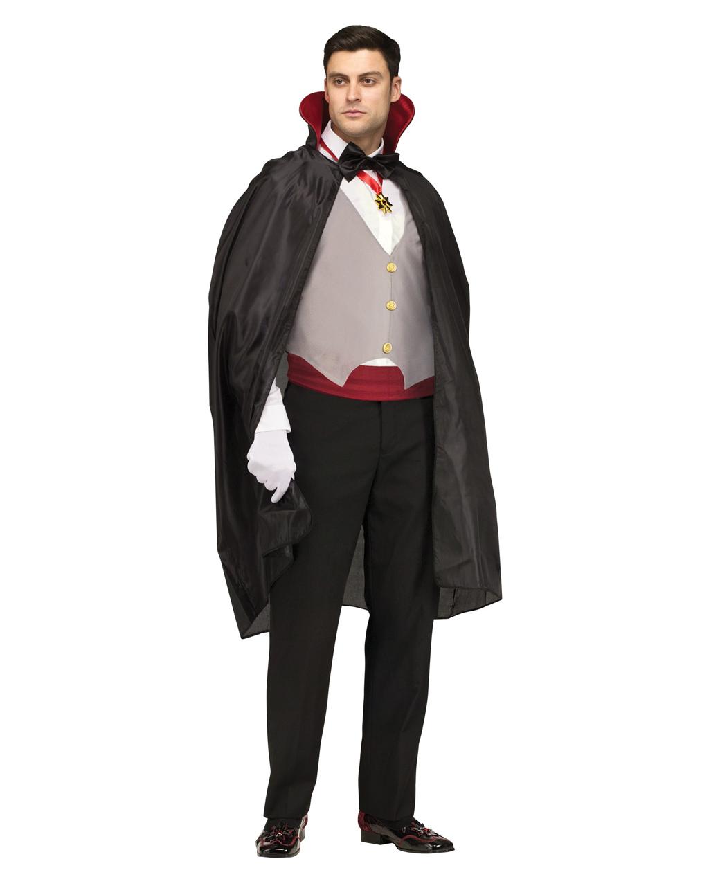 dd81da0745 Dracula vampire costume